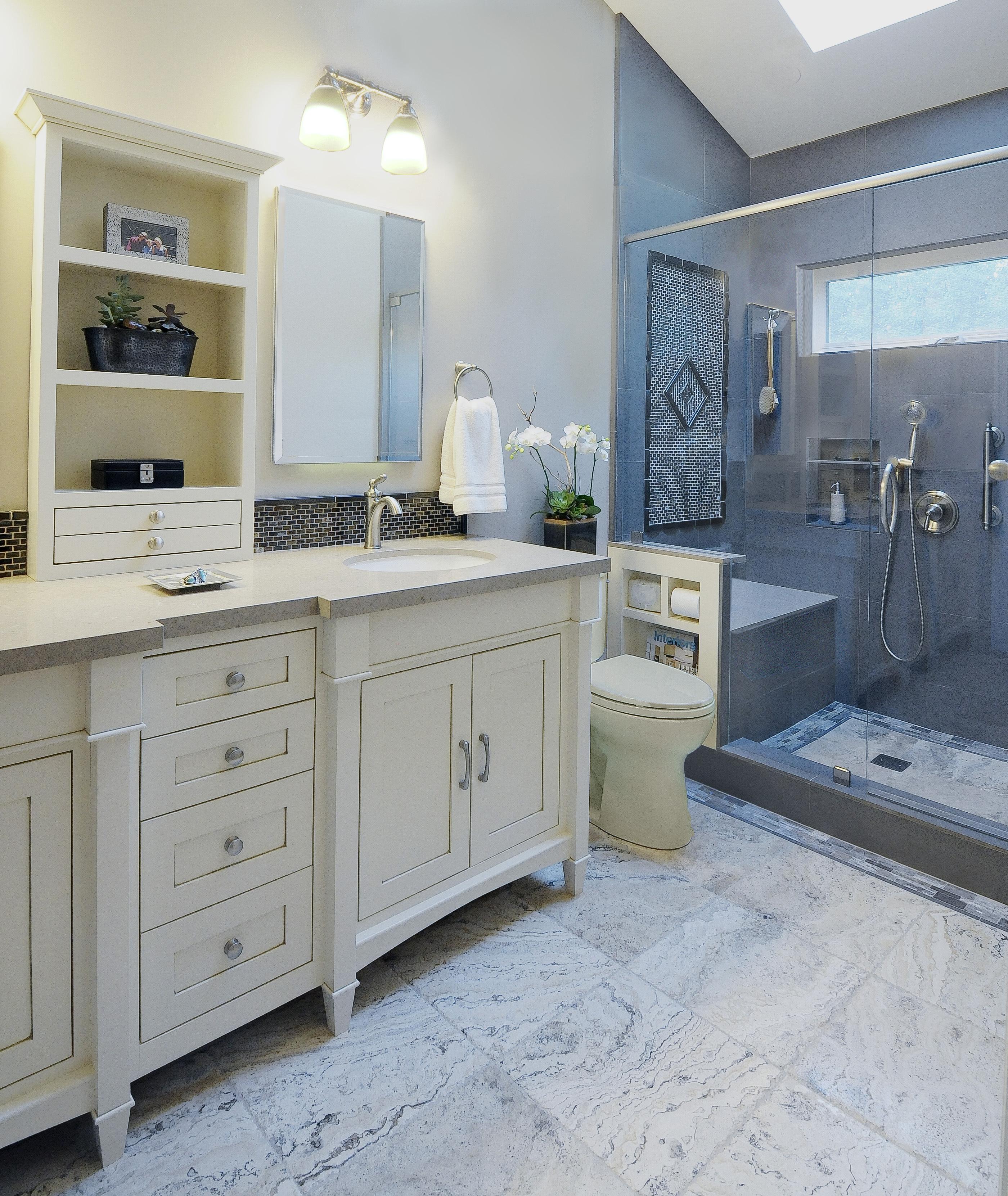Earthy bathroom interior designer for Earthy bathroom designs